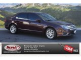 2011 Bordeaux Reserve Metallic Ford Fusion SEL V6 #86724686
