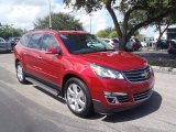 2014 Chevrolet Traverse LTZ Data, Info and Specs