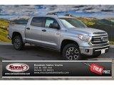 2014 Silver Sky Metallic Toyota Tundra SR5 TRD Crewmax 4x4 #86724680