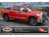 2014 Toyota Tundra Radiant Red