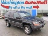 2002 Black Jeep Grand Cherokee Laredo 4x4 #86724959