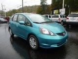 2013 Blue Raspberry Metallic Honda Fit  #86725304