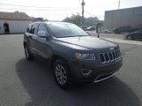 2014 Granite Crystal Metallic Jeep Grand Cherokee Limited 4x4 #86725391