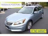 2012 Celestial Blue Metallic Honda Accord EX Sedan #86724866