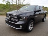 2014 Ram 1500 Maximum Steel Metallic