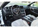 2011 Nissan GT-R Interiors