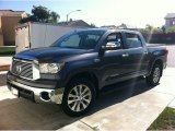 2011 Magnetic Gray Metallic Toyota Tundra Limited CrewMax #86724622