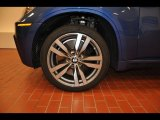 BMW X6 M 2010 Wheels and Tires