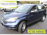 2010 Royal Blue Pearl Honda CR-V LX AWD #86724858
