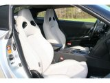 2010 Nissan GT-R Interiors