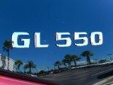 Mercedes-Benz GL 2014 Badges and Logos