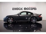 2007 Slate Grey Metallic Porsche 911 Turbo Coupe #86725374