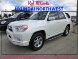 2013 Blizzard White Pearl Toyota 4Runner Limited #86724841