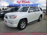 2013 Blizzard White Pearl Toyota 4Runner Limited #86724841