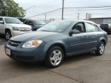 2007 Blue Granite Metallic Chevrolet Cobalt LT Sedan #86724925