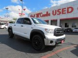 2012 Super White Toyota Tundra T-Force 2.0 Limited Edition CrewMax 4x4 #86724836