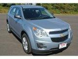 2014 Silver Topaz Metallic Chevrolet Equinox LS #86725266