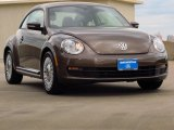 2014 Toffee Brown Metallic Volkswagen Beetle 2.5L #86725363