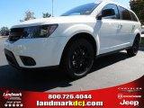 2014 White Dodge Journey SXT #86725027