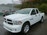 2014 Bright White Ram 1500 Express Quad Cab 4x4 #86725165