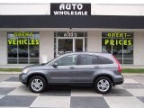 2011 Polished Metal Metallic Honda CR-V EX-L #86725162