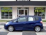 2011 Vortex Blue Pearl Honda Fit Sport #86725161