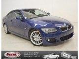 2011 Le Mans Blue Metallic BMW 3 Series 328i Coupe #86725136