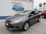 2014 Sterling Gray Ford Focus SE Hatchback #86779920