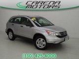 2011 Alabaster Silver Metallic Honda CR-V LX 4WD #86780139