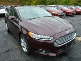 2013 Bordeaux Reserve Red Metallic Ford Fusion SE 2.0 EcoBoost #86779962