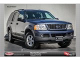 2003 Medium Wedgewood Blue Metallic Ford Explorer XLT #86779910