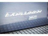 2003 Ford Explorer XLT Marks and Logos