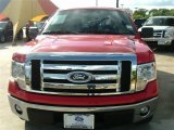 2011 Race Red Ford F150 XLT SuperCrew #86779946