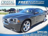 2013 Granite Crystal Dodge Charger R/T #86780056