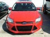 2012 Race Red Ford Focus SEL 5-Door #86779942