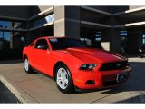 2011 Race Red Ford Mustang V6 Coupe #86780007