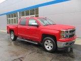 2014 Victory Red Chevrolet Silverado 1500 LTZ Z71 Crew Cab 4x4 #86779771