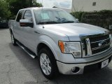 2010 Ingot Silver Metallic Ford F150 Lariat SuperCrew #86779933