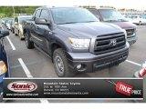2013 Magnetic Gray Metallic Toyota Tundra TRD Rock Warrior Double Cab 4x4 #86779730