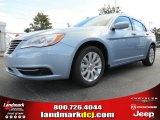 2014 Crystal Blue Pearl Chrysler 200 Touring Sedan #86812076