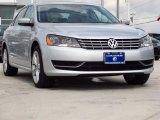 2014 Reflex Silver Metallic Volkswagen Passat TDI SE #86812335