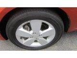 Kia Rio 2007 Wheels and Tires