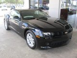 2014 Black Chevrolet Camaro LS Coupe #86812454