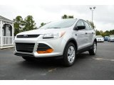 2014 Ingot Silver Ford Escape S #86812259
