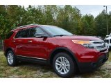 2014 Ruby Red Ford Explorer XLT 4WD #86812131