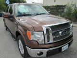 2012 Golden Bronze Metallic Ford F150 XLT SuperCrew #86812051