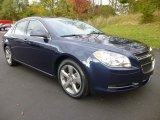 2011 Chevrolet Malibu Imperial Blue Metallic