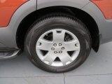 Kia Borrego Wheels and Tires