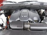 Kia Borrego Engines