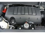 2009 Chevrolet Traverse Engines